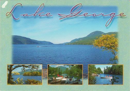 Озеро Джордж