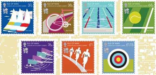 Серия марок Мэн