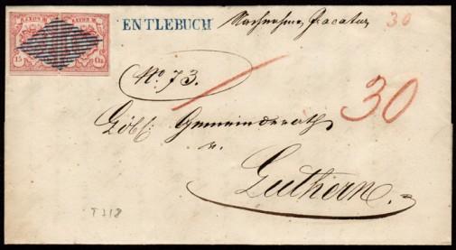 Письмо-конверт Швейцарии