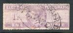 Телеграфная марка Индии