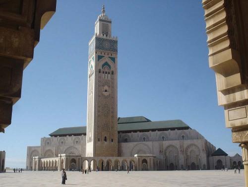 Великая мечеть в Париже
