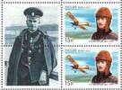 Почтовая марка 2012 г. памяти летчика Нестерова