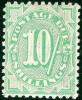 Доплатная почтовая марка Австралии 1909 года