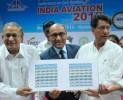 Презентация почтовых марок Индии, посвященных 100-летию авиации