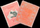 Редкие почтовые марки дороже 3000 долларов
