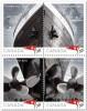 Почтовые марки Канады к 100-летию гибели Титаника