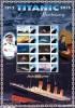 Почтовый лист Великобритании - Титаник