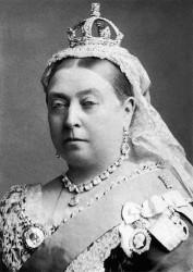 Королева Великобритании Виктория