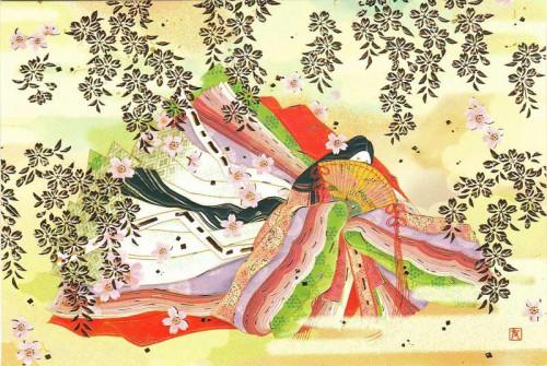 """Посткроссинг: открытка из Японии """"С Новым Годом"""""""