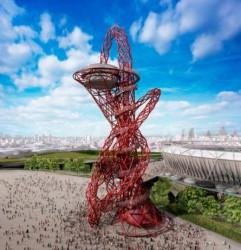Башня ArcelorMittal Orbit в Лондоне