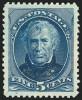 Редкая почтовая марка США с изображением Президента Тейлора