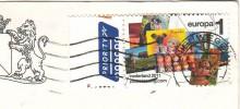 """Почтовая марка Нидерландов """"Посткроссинг"""""""