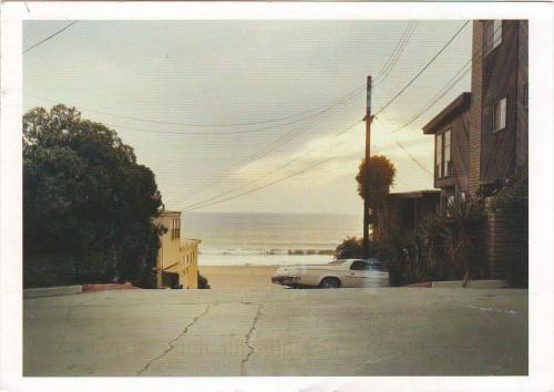 """Посткроссинг: почтовая открытка Канады """"Дорога к океану"""""""
