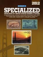 """Специализированный каталог почтовых марок """"Скотт"""""""