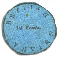 марка из первого выпуска