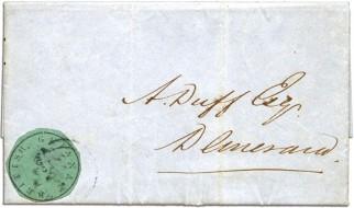 редкая марка на конверте