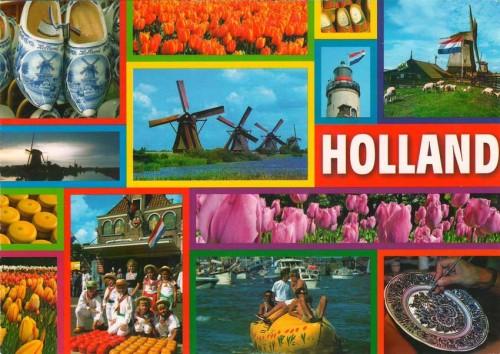 Виды Голандии