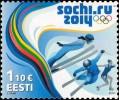 Эстония зимний спорт
