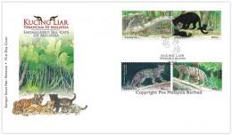 КПД Малайзии леопарды