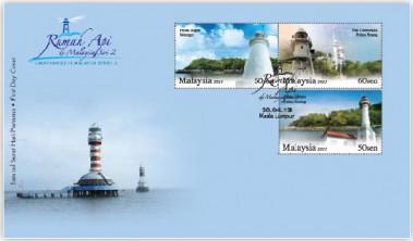 КПД Малайзии с маяками