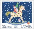 Латвия игрушка