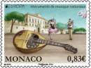Монако мандолина