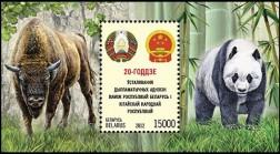 Блок Беларуси - Китай