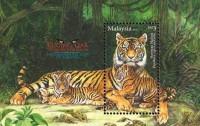 блок Малайзии тигр