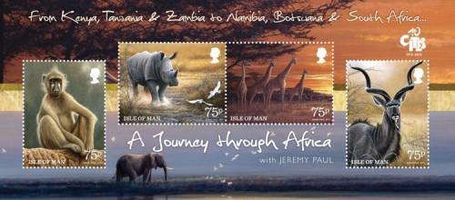 блок Фауна Африки