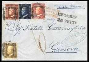 конверт Сицилии