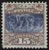марка США Колумб