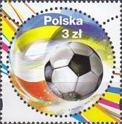 Марка Польши - Футбол