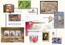 План марок России на 2014 год