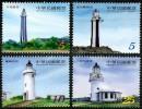 марки Тайваня маяки