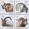 Почтовые марки - Козлы и бараны