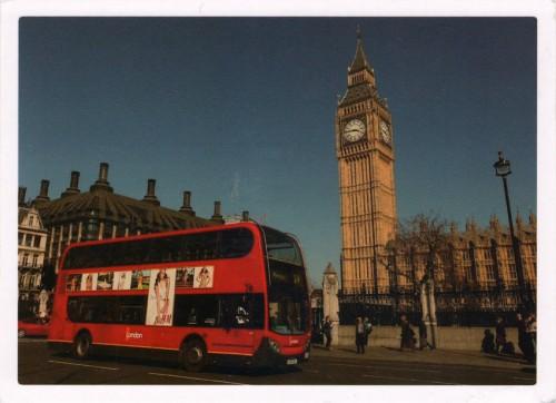 открытка Англии Лондон