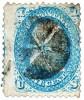 """Редкая почтовая марка США """"Святой Грааль"""""""