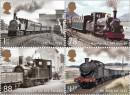 серия локомотивы Уэльса
