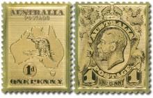 Золотые марки